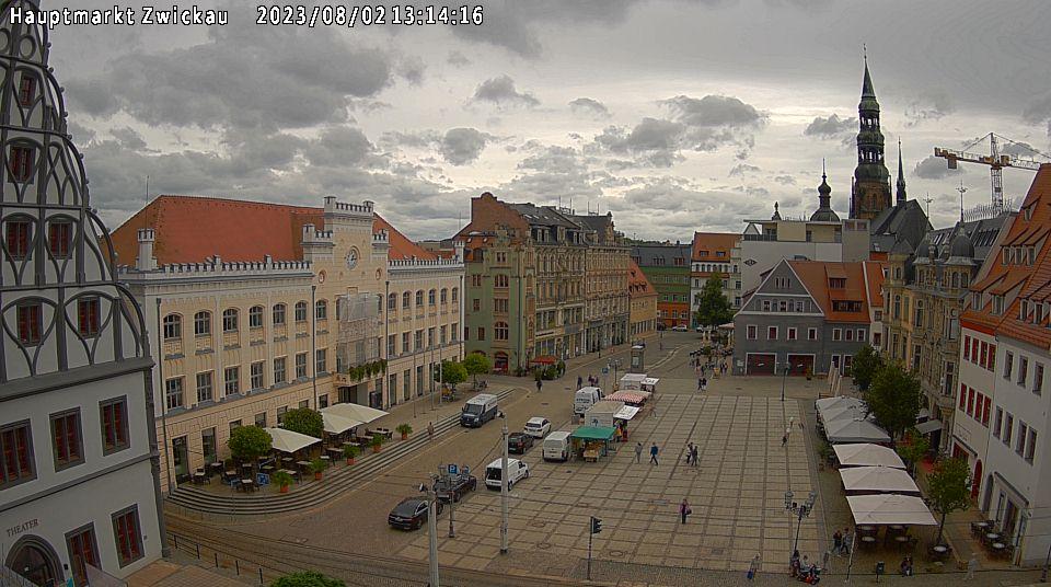 Webcam main market