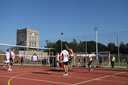 volleyball zwickau